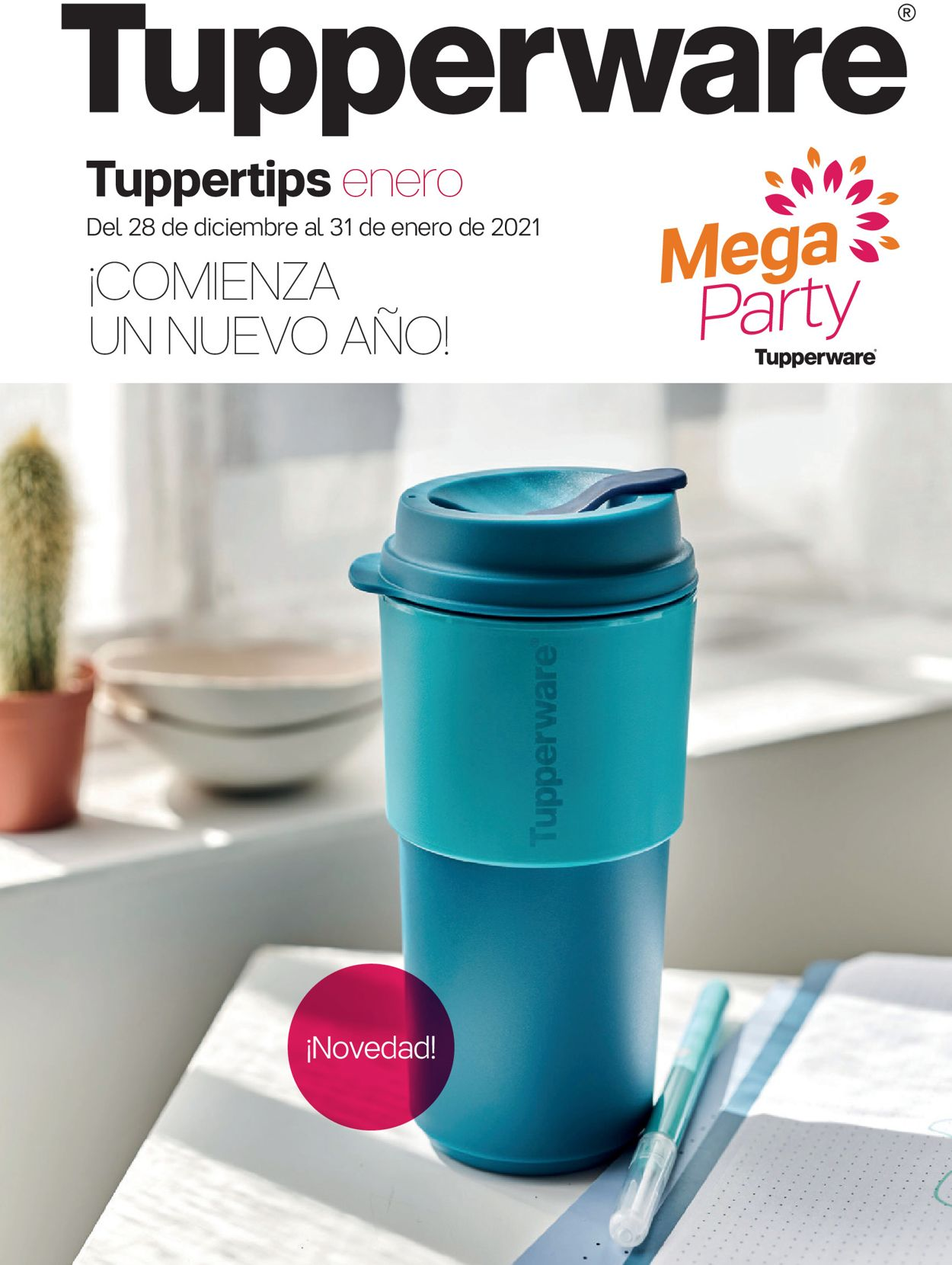 Tupperware Folleto - 28.12-31.01.2021