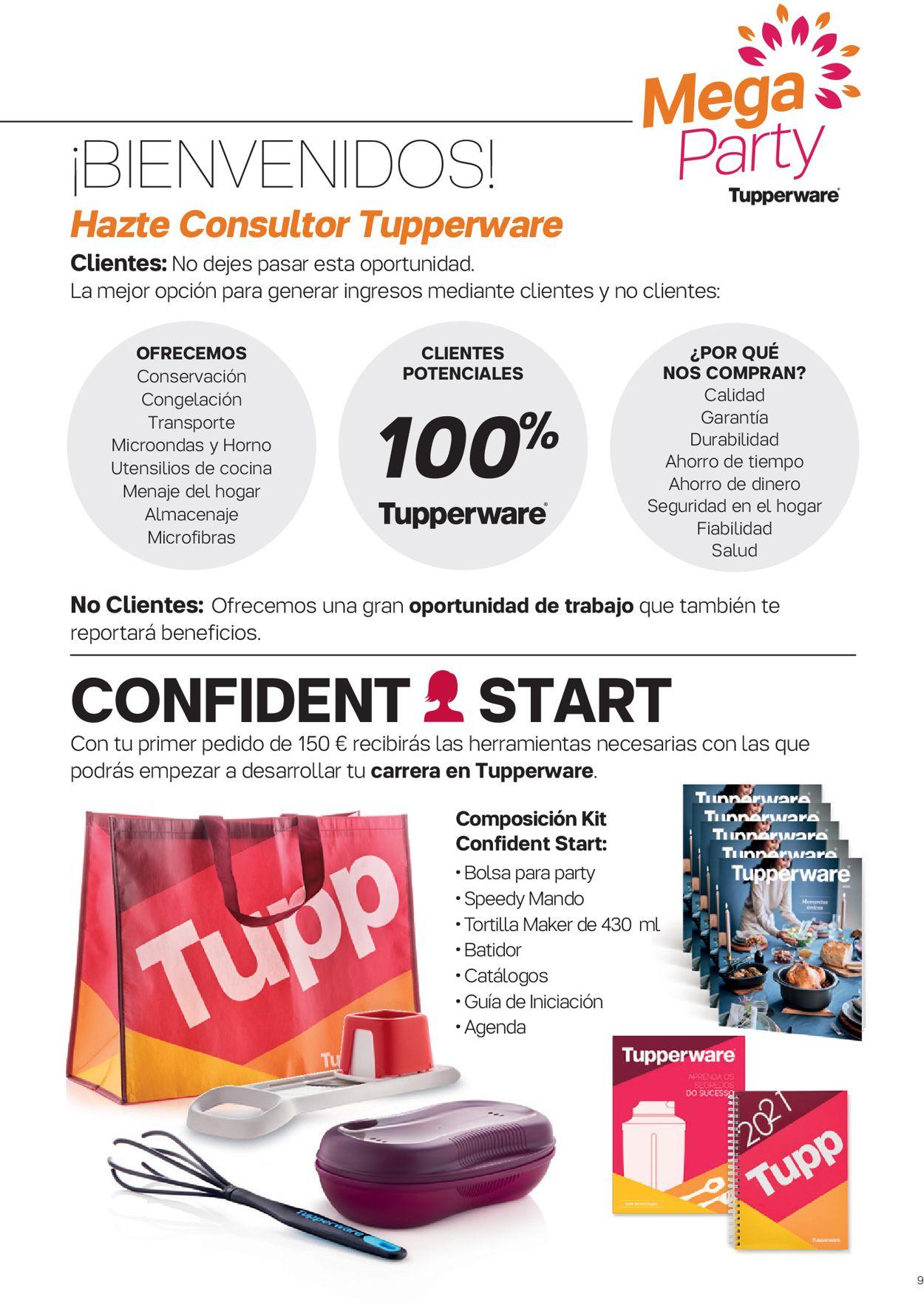 Tupperware Folleto - 28.12-31.01.2021 (Página 9)