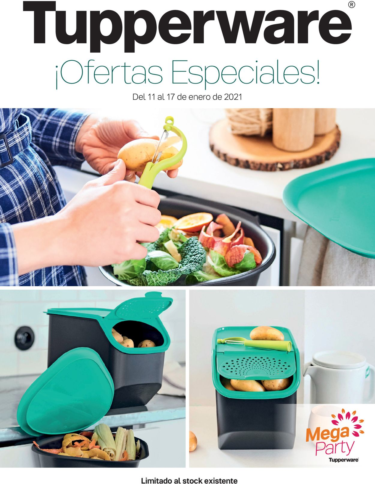 Tupperware Folleto - 11.01-17.01.2021