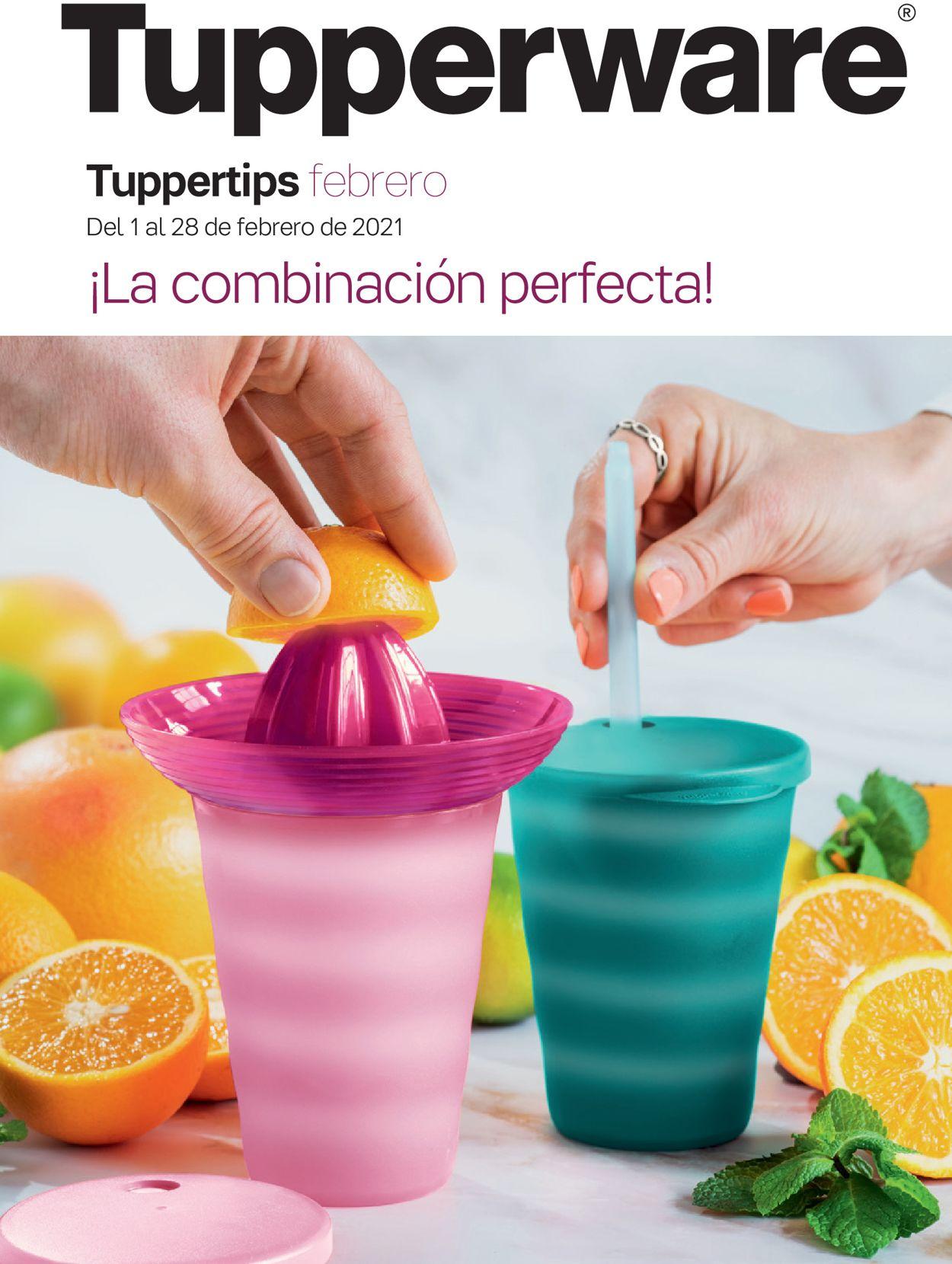 Tupperware Folleto - 01.02-28.02.2021