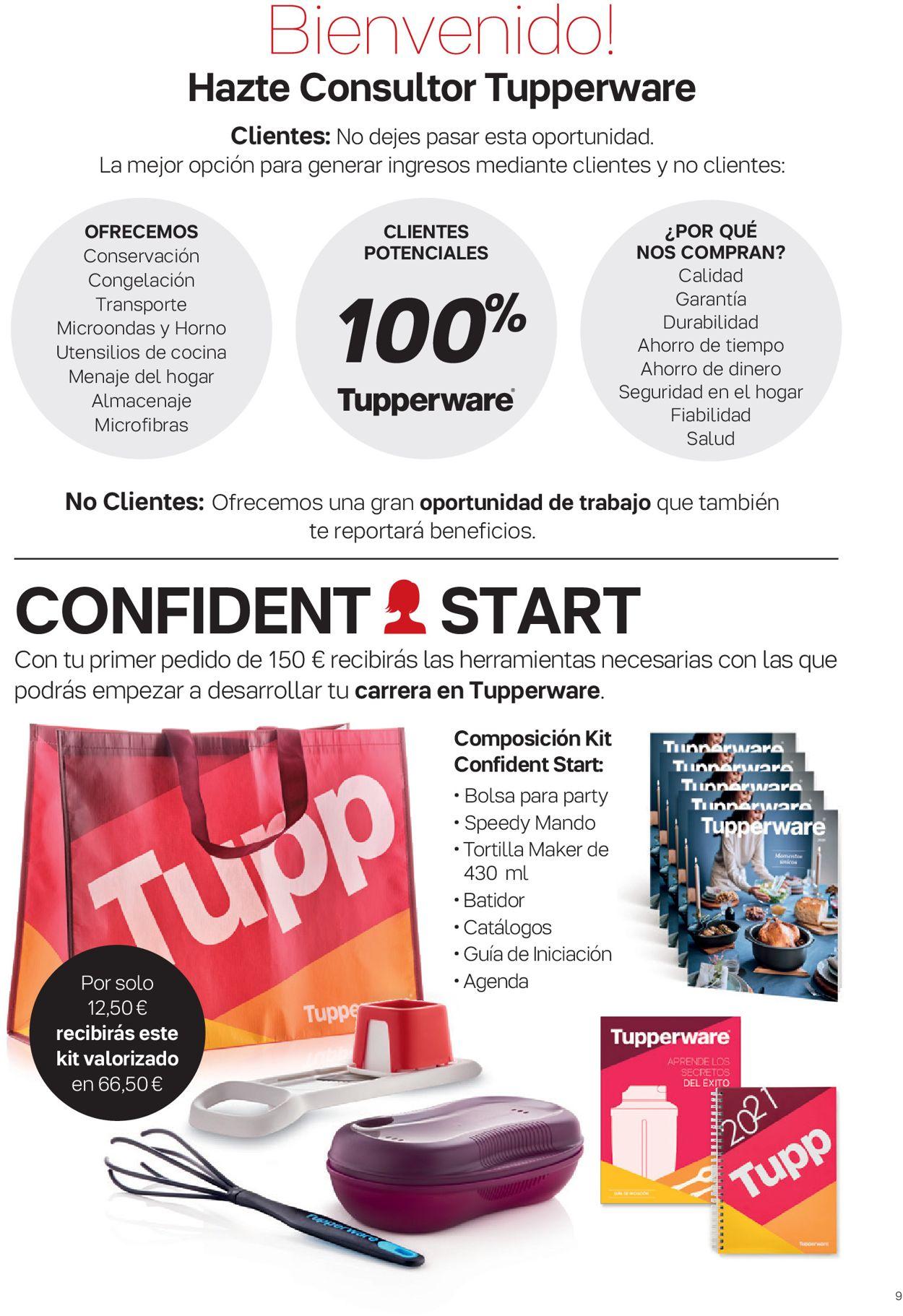 Tupperware Folleto - 01.02-28.02.2021 (Página 9)