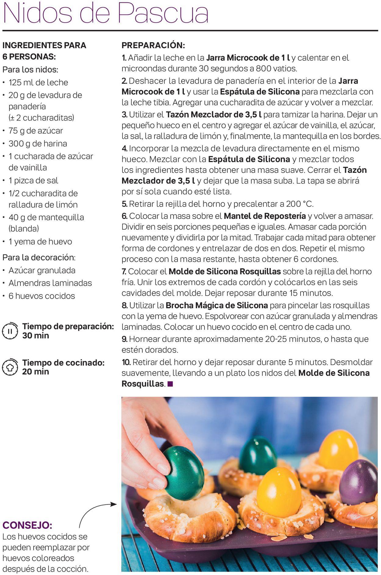 Tupperware Ofertas Exclusivas de Pascua Folleto - 08.03-14.03.2021 (Página 3)