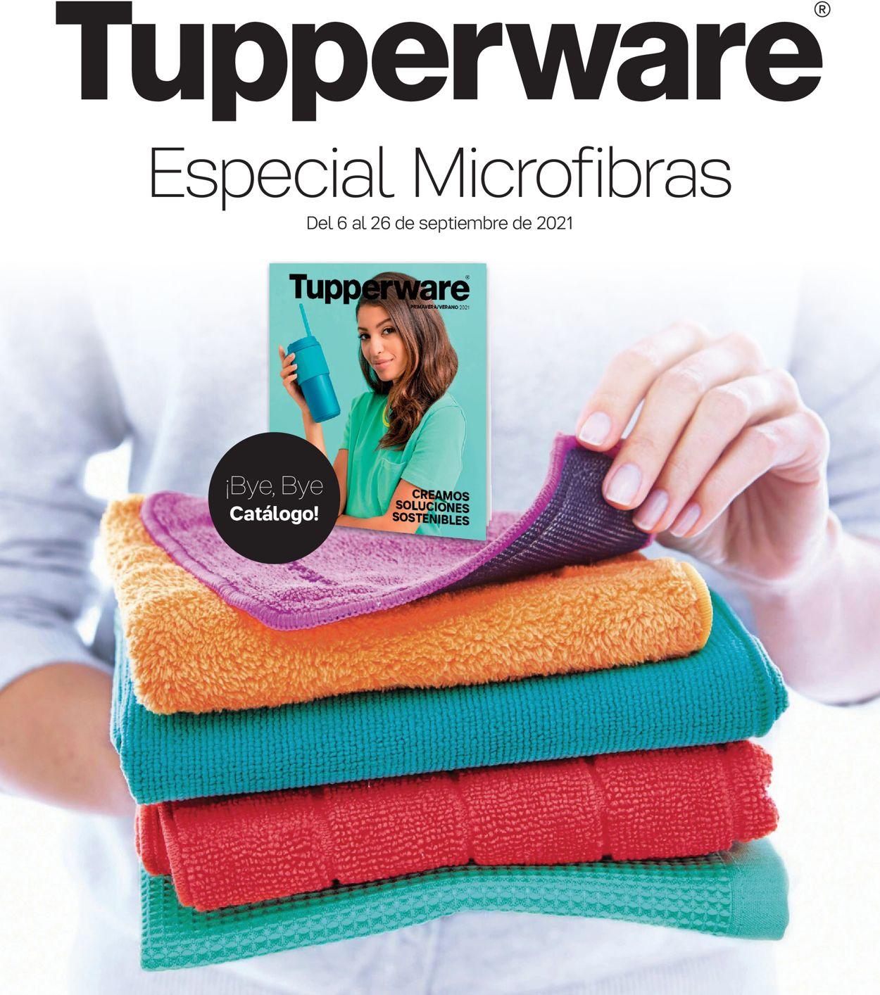 Tupperware Folleto - 06.09-26.09.2021