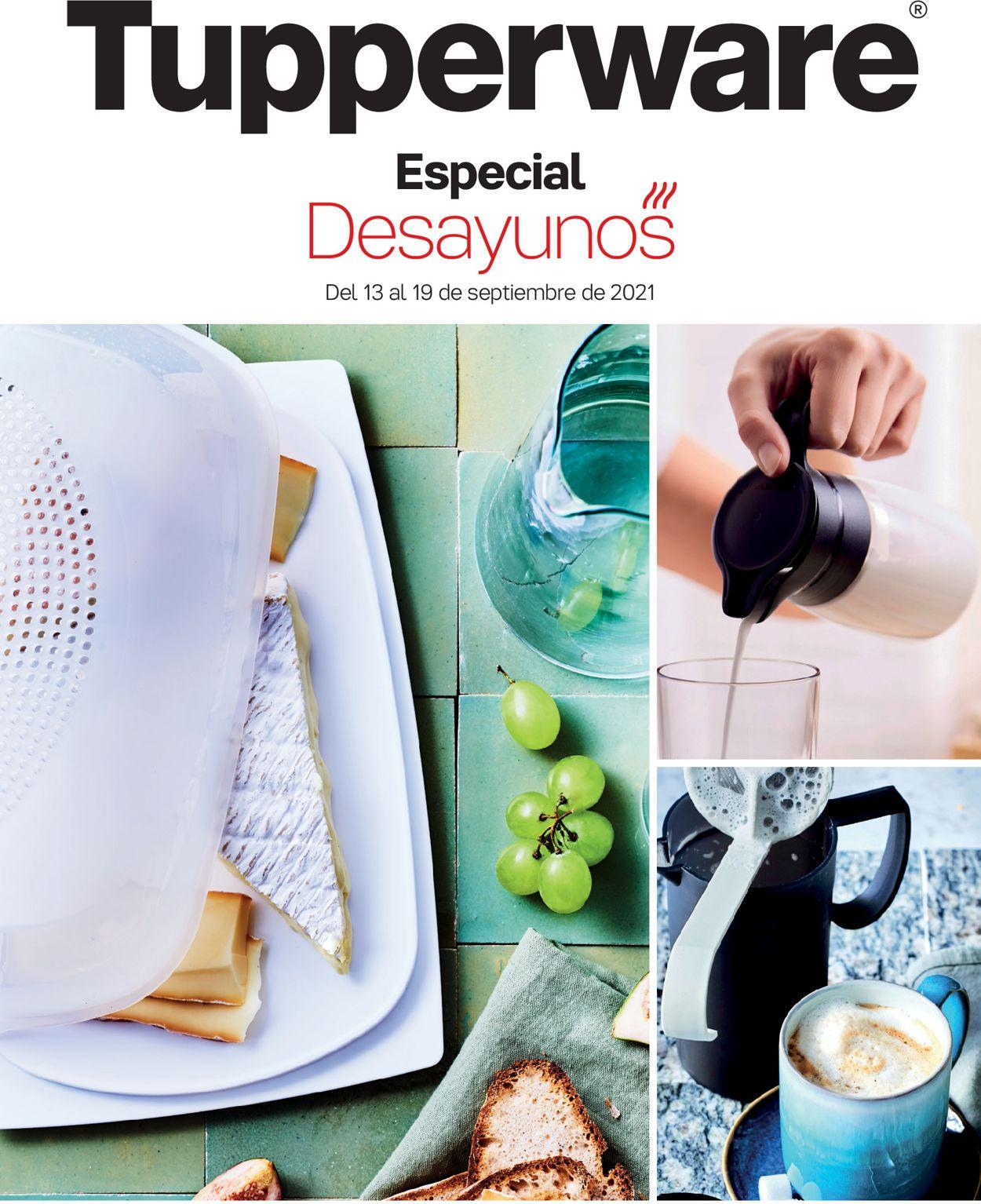 Tupperware Folleto - 13.09-19.09.2021