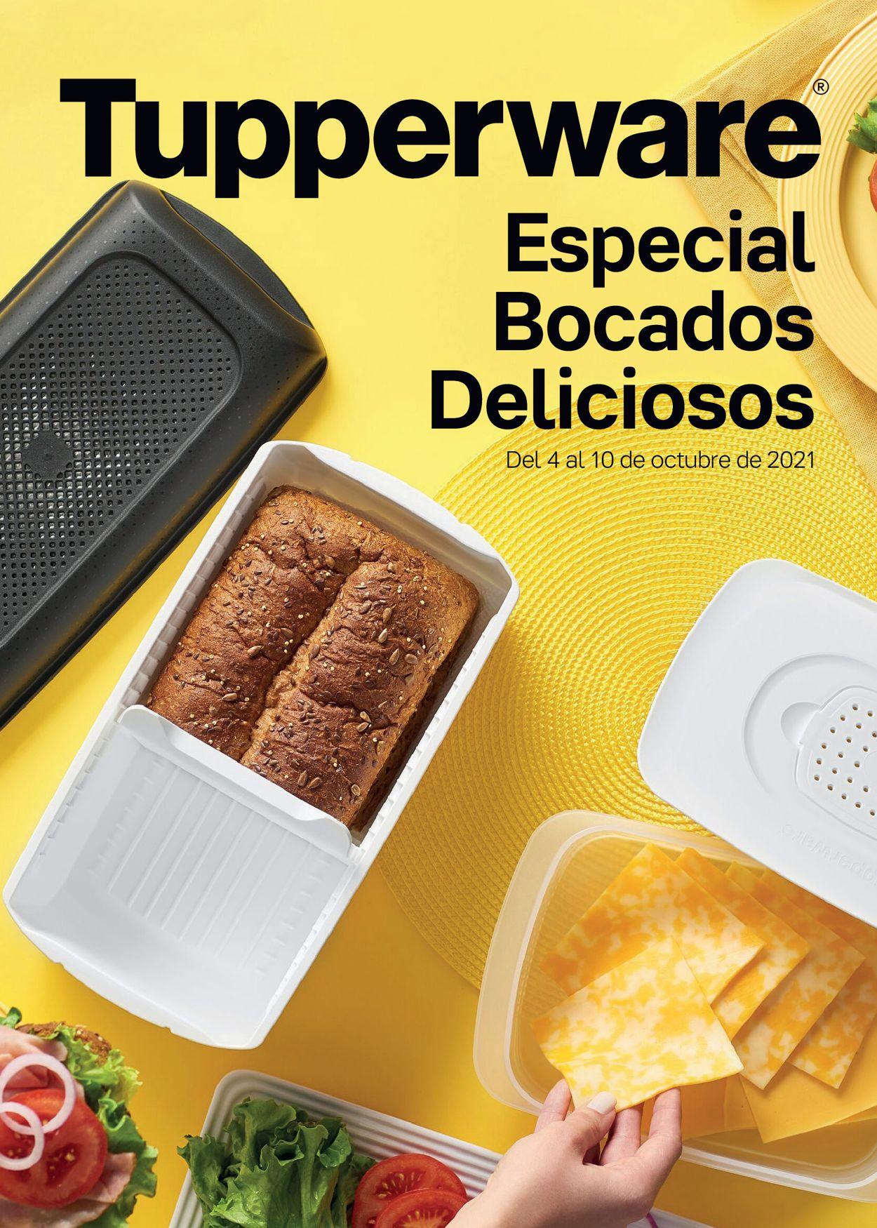 Tupperware Folleto - 04.10-10.10.2021