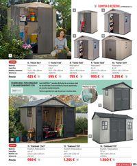 Bauhaus Mobiliario de terraza y jardín