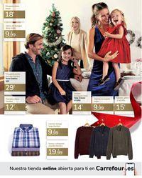 Carrefour Navidad 2020