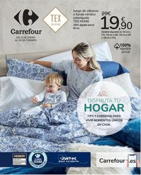 Carrefour Disfruta tu Hogar 2021