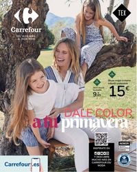 Carrefour Dale color a tu primavera