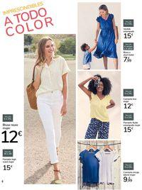 Carrefour Dale color a tu primavera