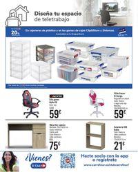 Carrefour Tu oficina, donde tú estés