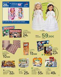 Carrefour Regalos de primera comunión