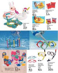 Carrefour Ganísimas de piscina