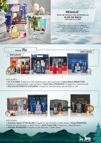 El Corte Inglés Perfumeria para Navidad 2020