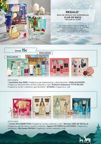 Hipercor Perfumeria para Navidad 2020