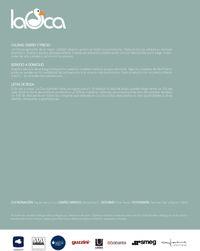 La Oca Catálogo Colección 2021