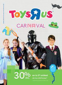 ToysRUs Carnaval 2021