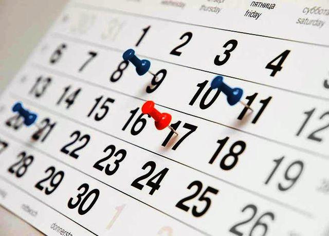Calendario laboral 2020 en España