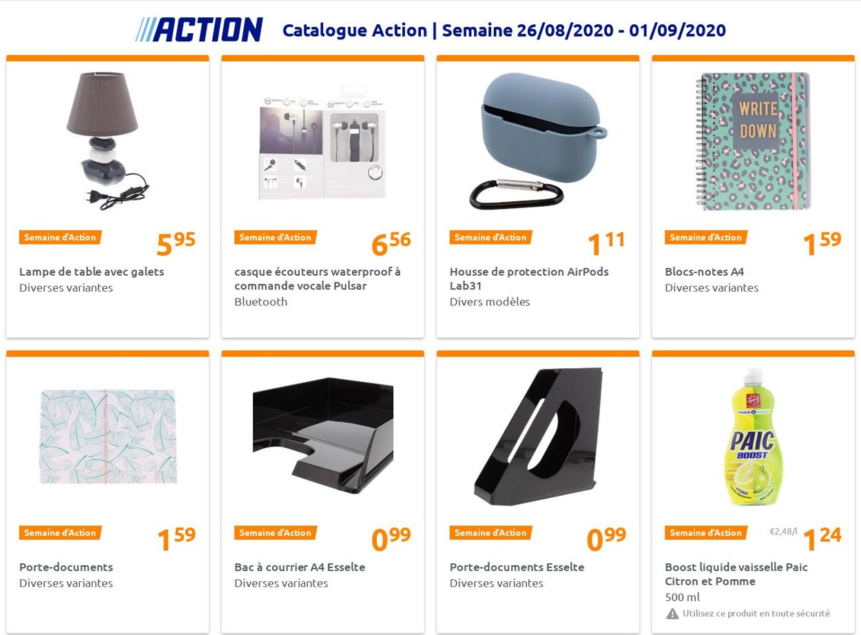 Action Catalogue - 26.08-01.09.2020 (Page 2)