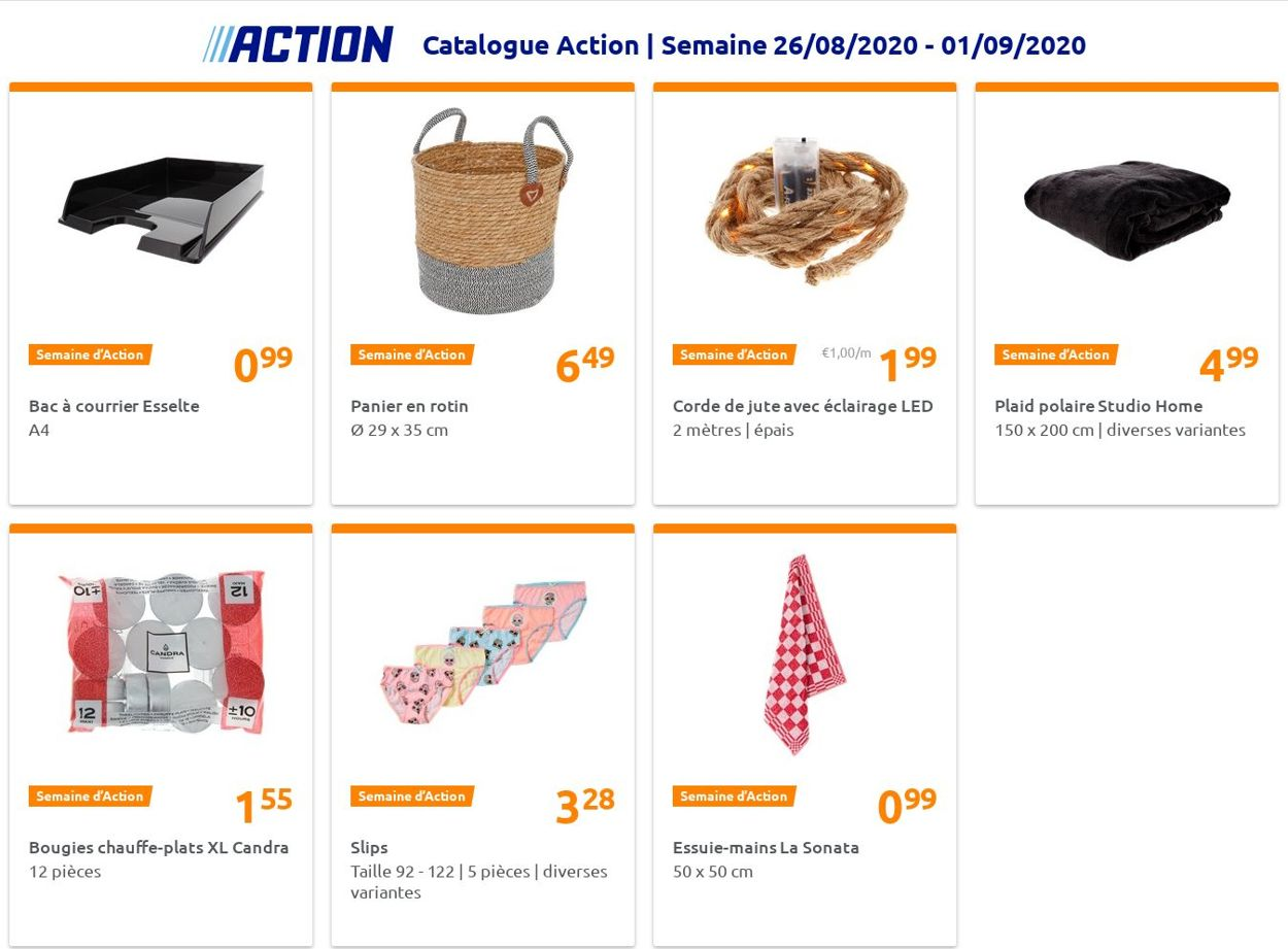 Action Catalogue - 26.08-01.09.2020 (Page 4)