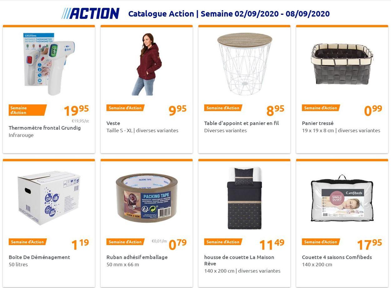 Action Catalogue - 02.09-08.09.2020