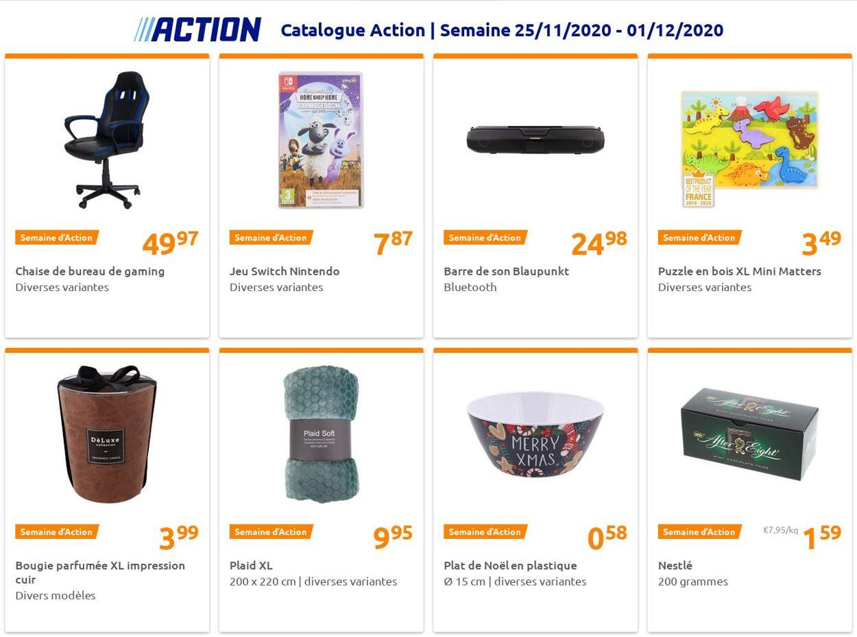 Action Black Friday 2020 Catalogue - 25.11-01.12.2020