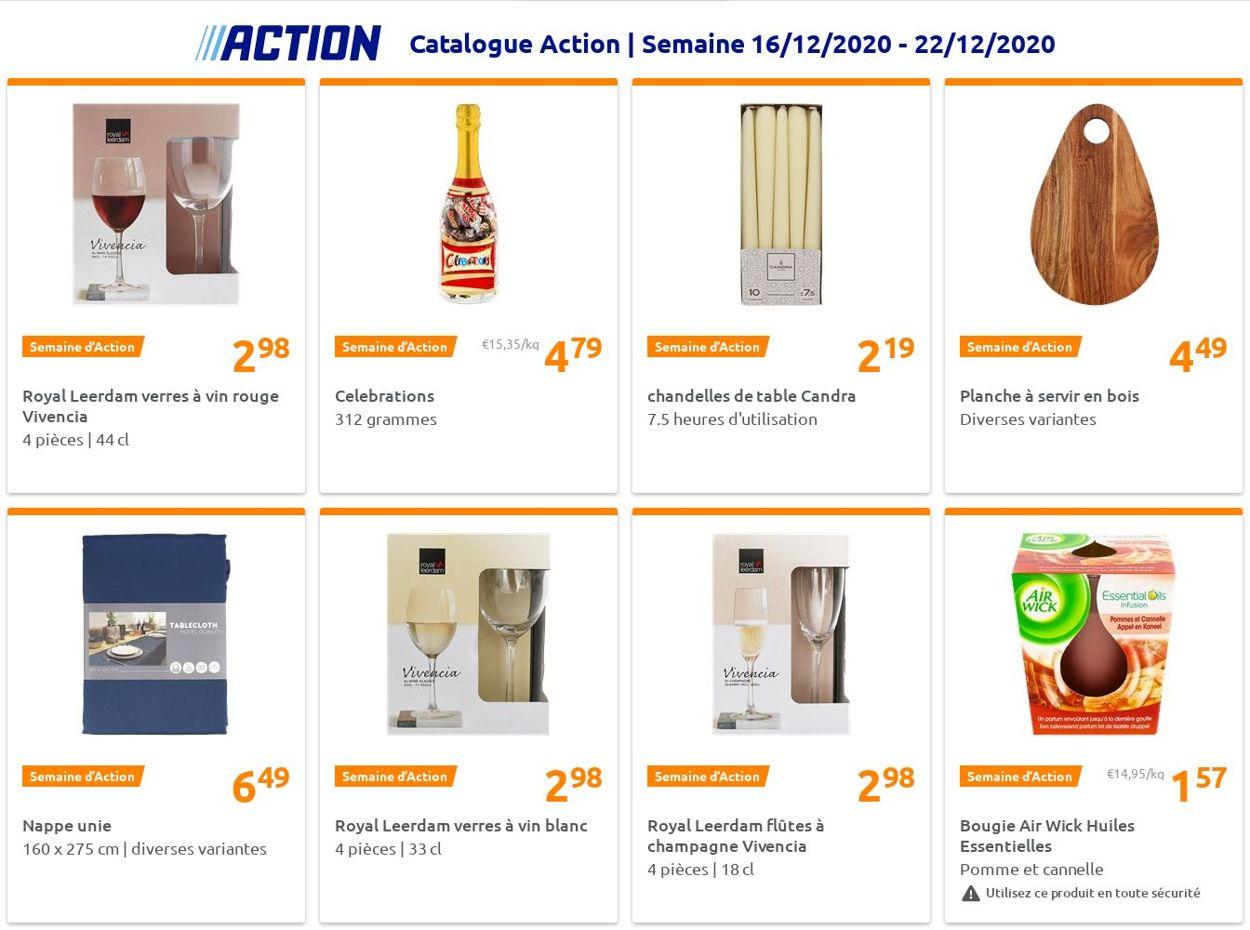 Action Catalogue - 16.12-22.12.2020