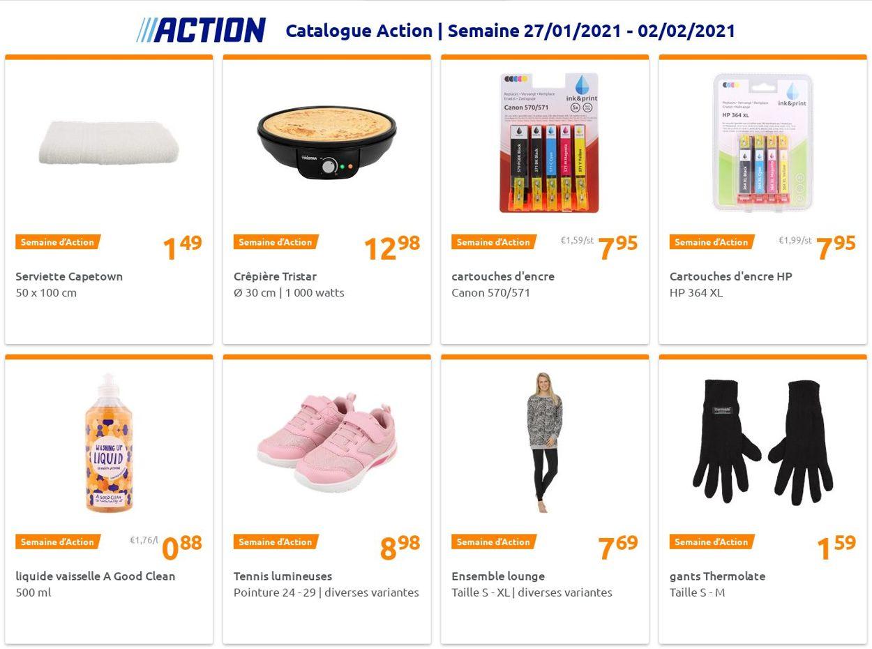 Action Catalogue - 27.01-02.02.2021