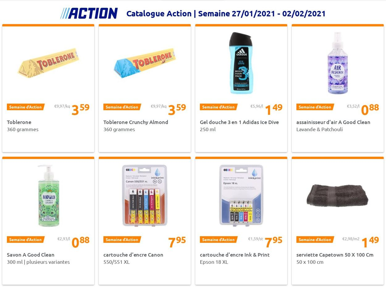 Action Catalogue - 27.01-02.02.2021 (Page 3)