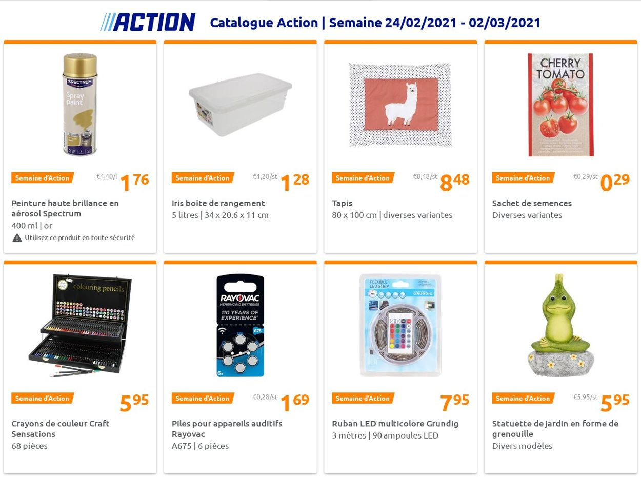 Action Catalogue - 24.02-02.03.2021