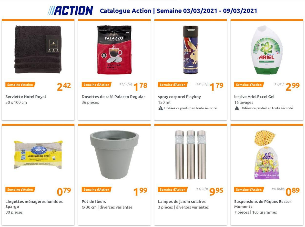 Action Catalogue - 03.03-09.03.2021
