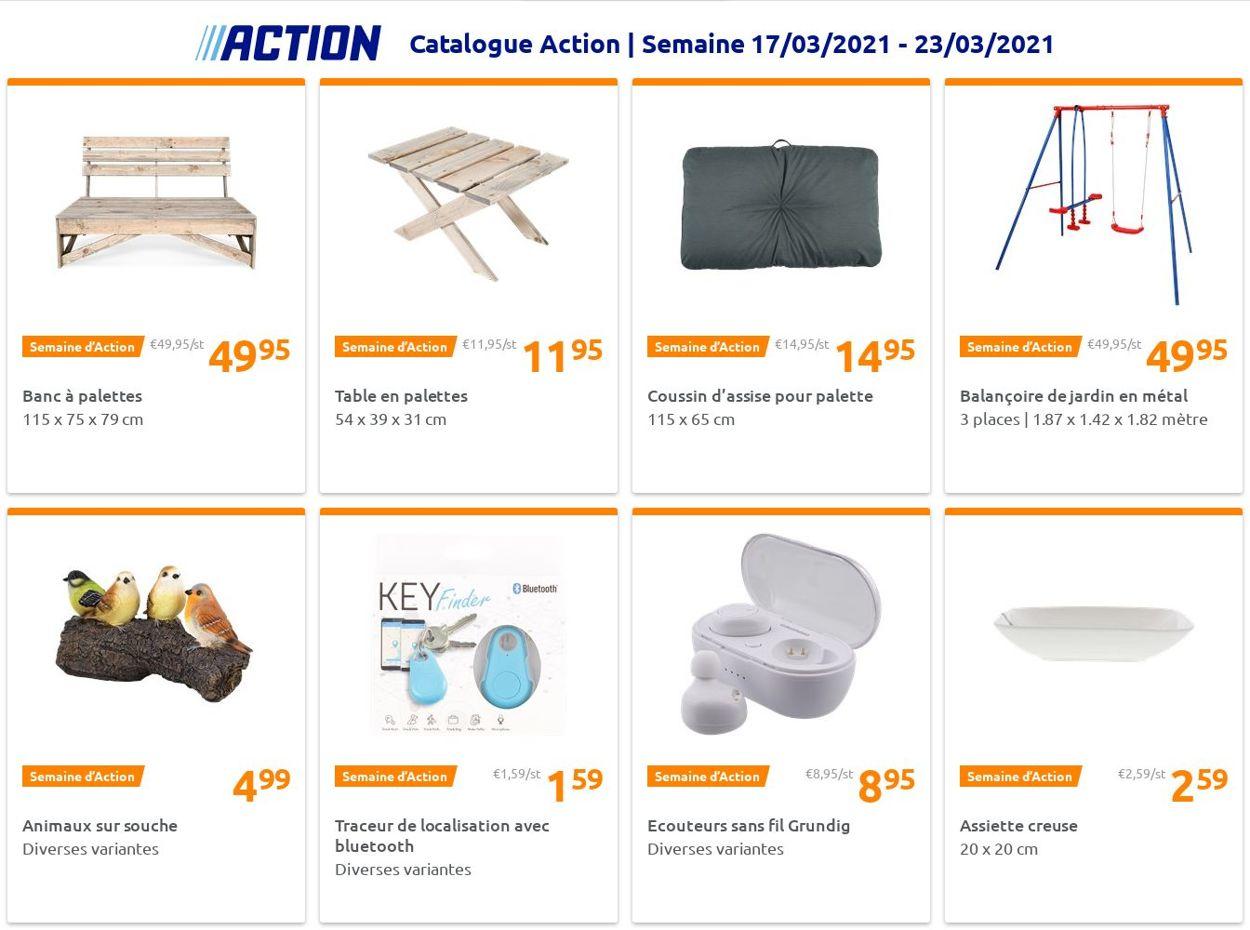 Action Catalogue - 17.03-23.03.2021