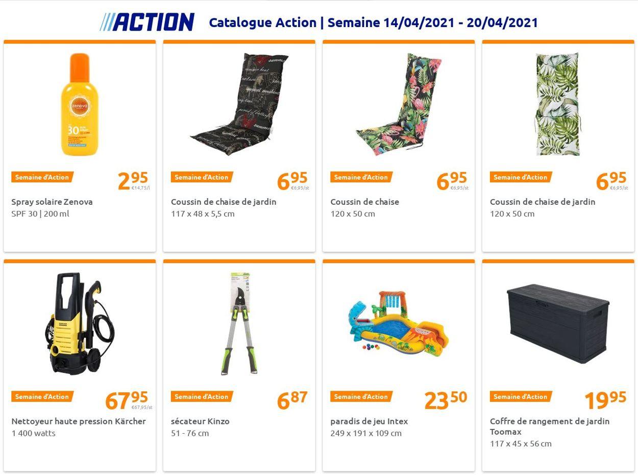 Action Catalogue - 14.04-20.04.2021