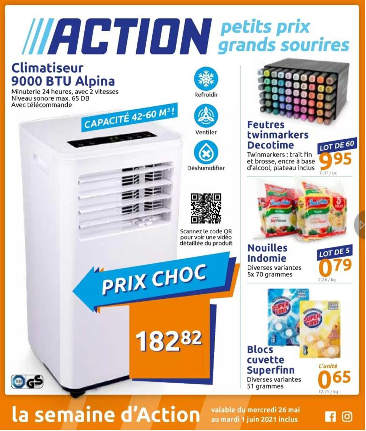 Action Catalogue - 26.05-01.06.2021