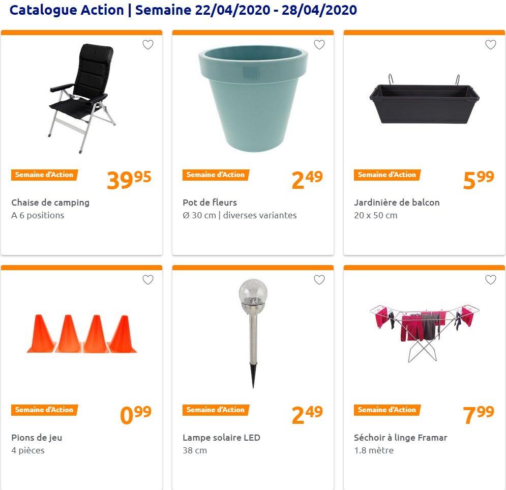 Action Catalogue - 22.04-28.04.2020