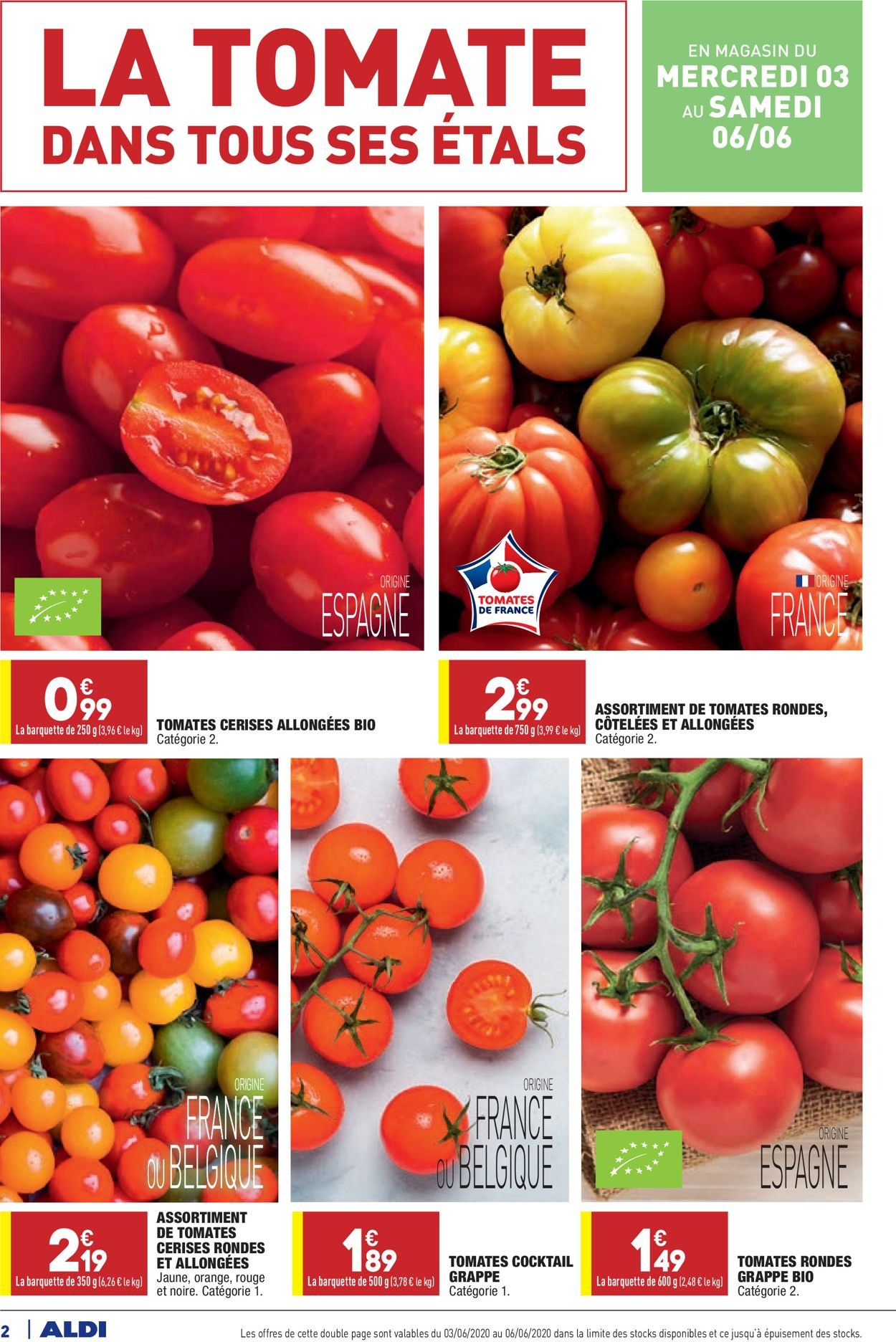 Aldi Catalogue - 02.06-08.06.2020 (Page 2)