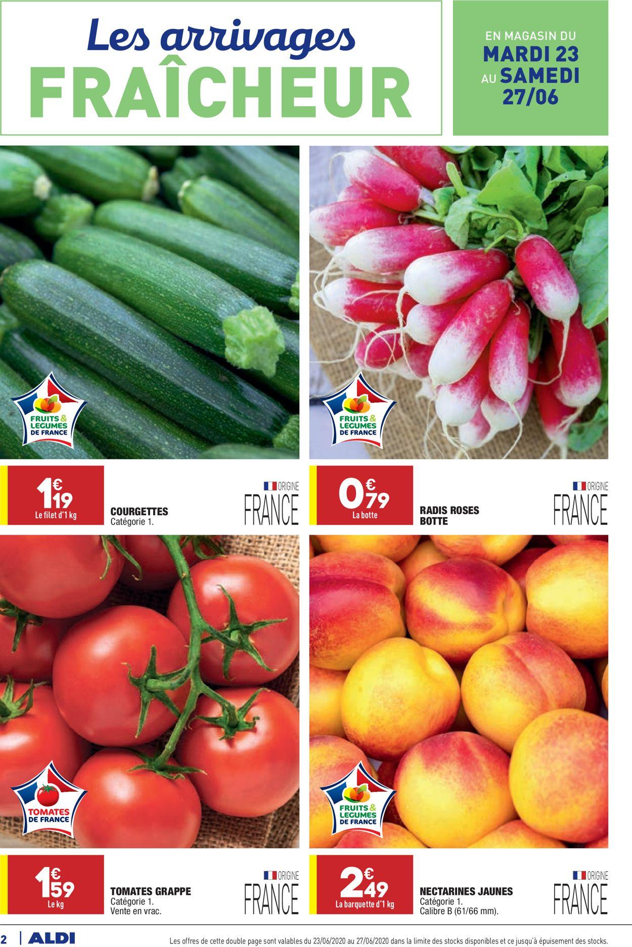 Aldi Catalogue - 23.06-29.06.2020 (Page 2)