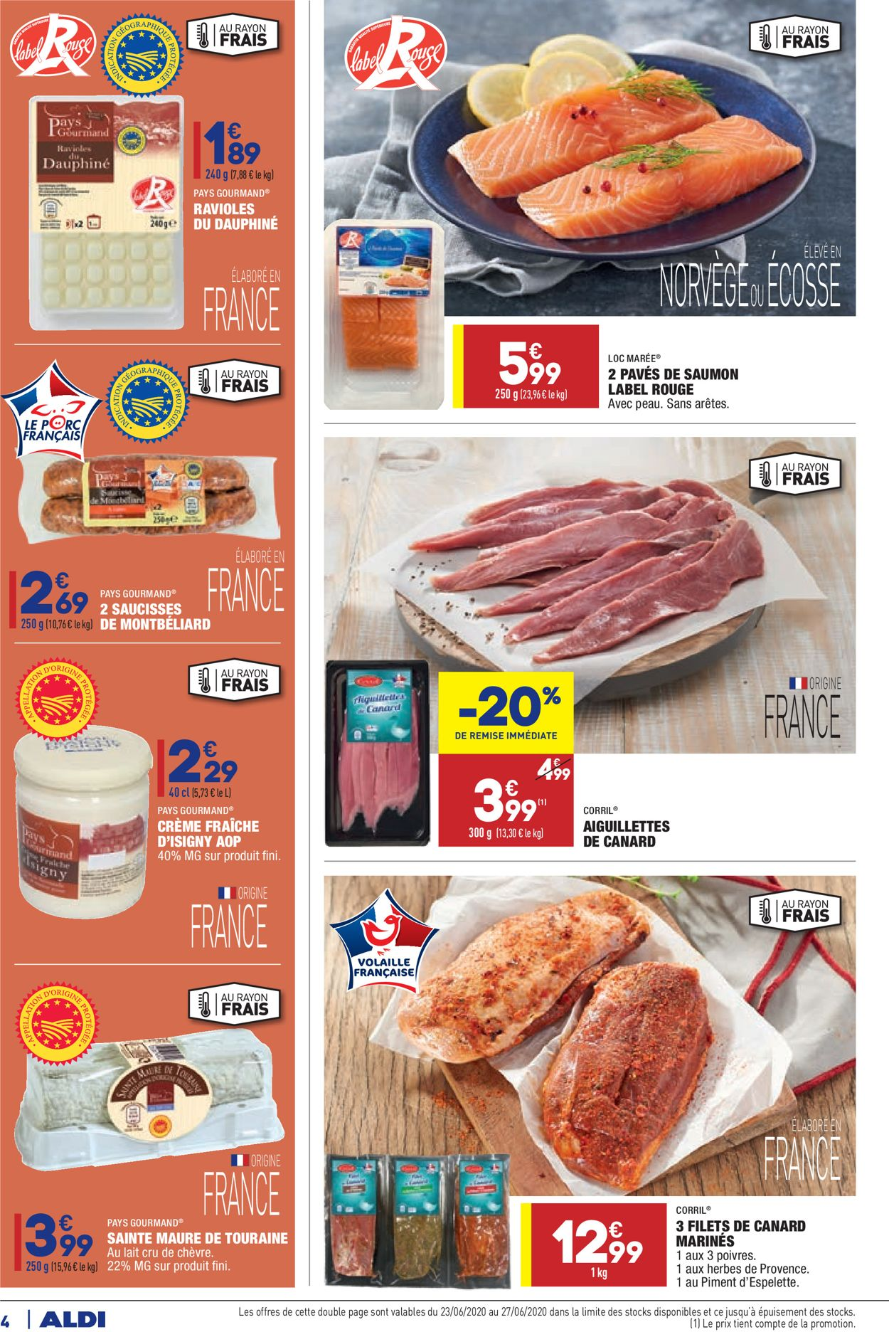 Aldi Catalogue - 23.06-29.06.2020 (Page 4)