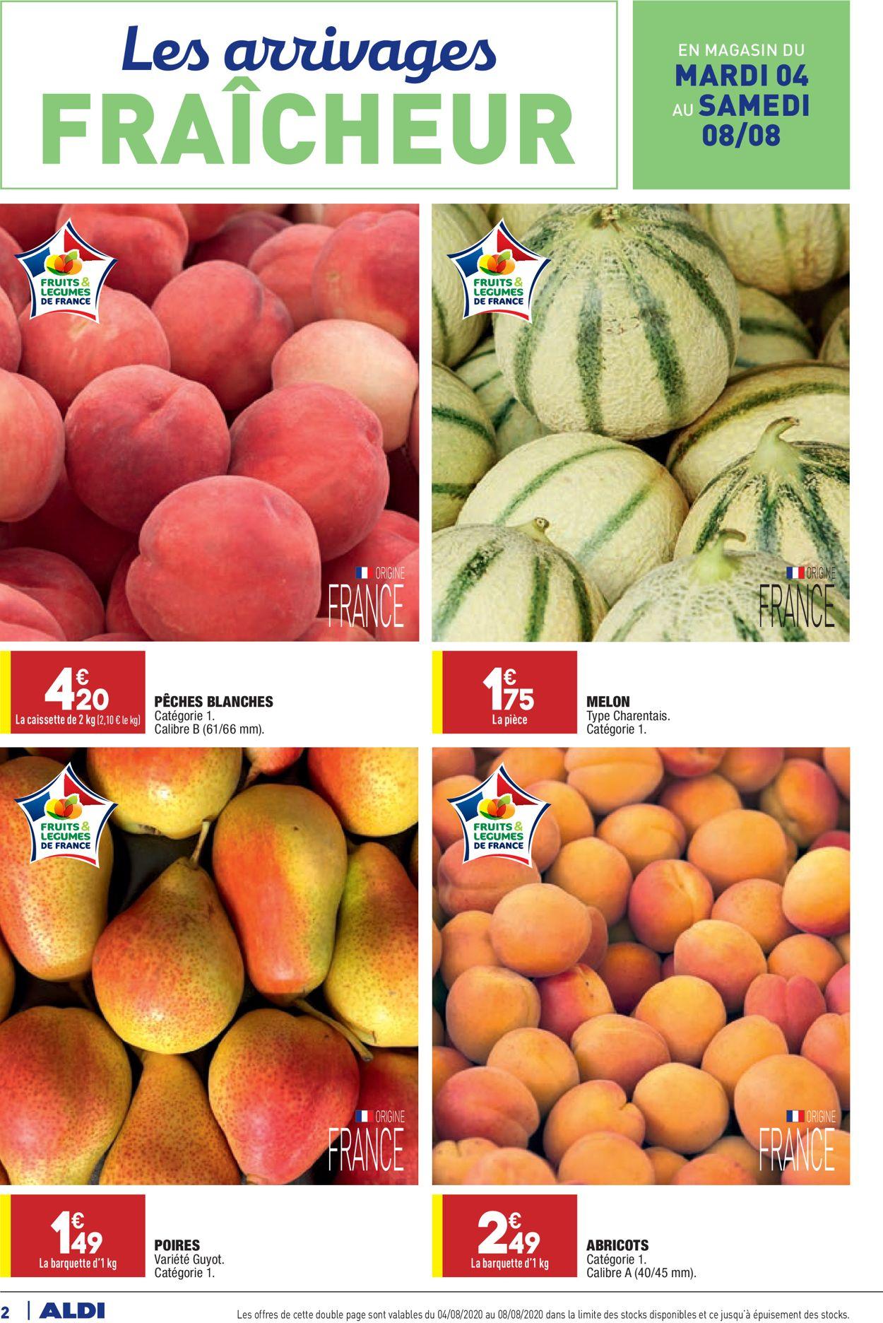 Aldi Catalogue - 04.08-10.08.2020 (Page 2)
