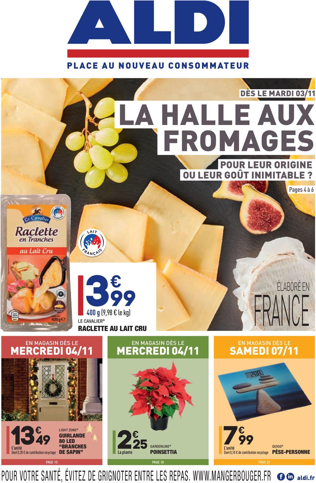 Aldi Catalogue - 03.11-07.11.2020