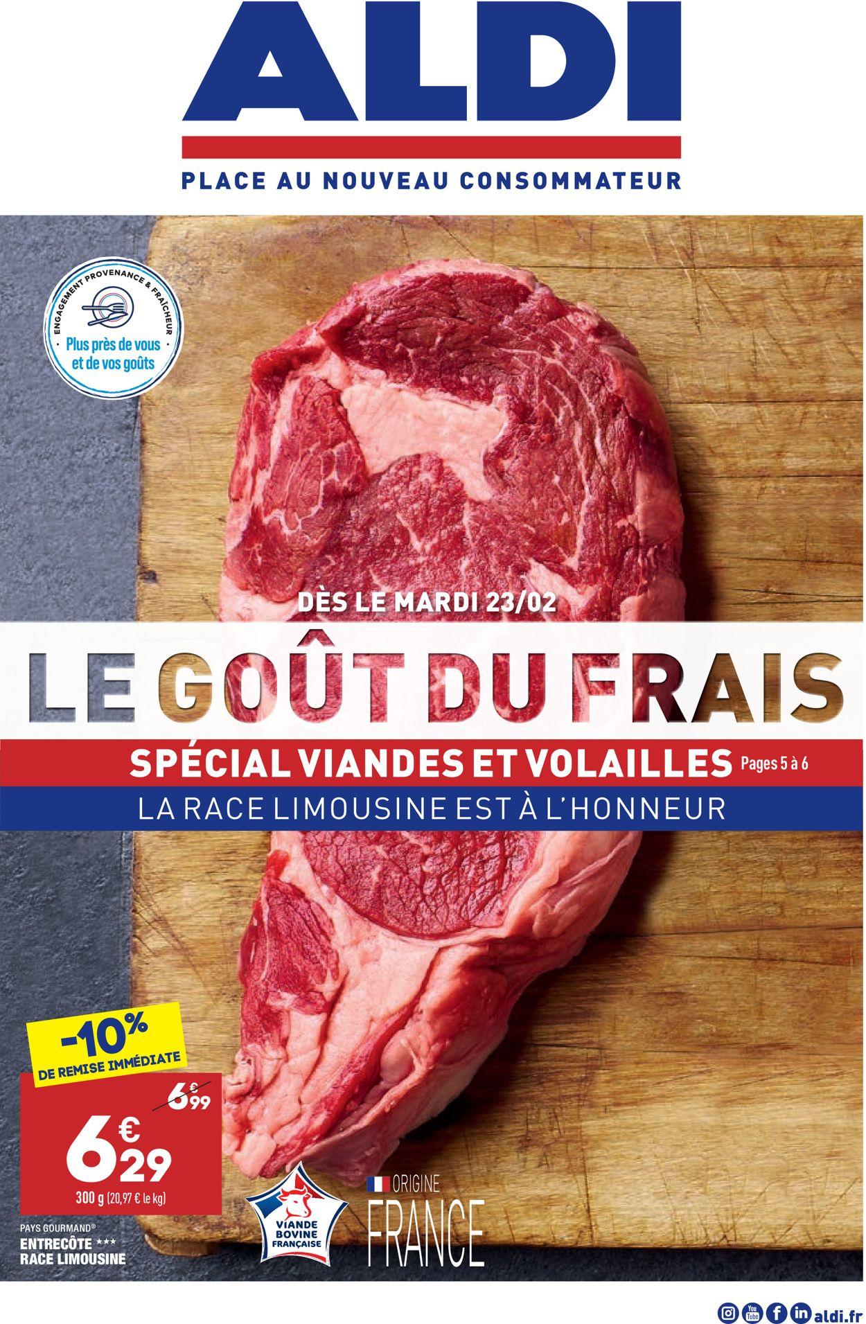 Aldi Catalogue - 23.02-01.03.2021