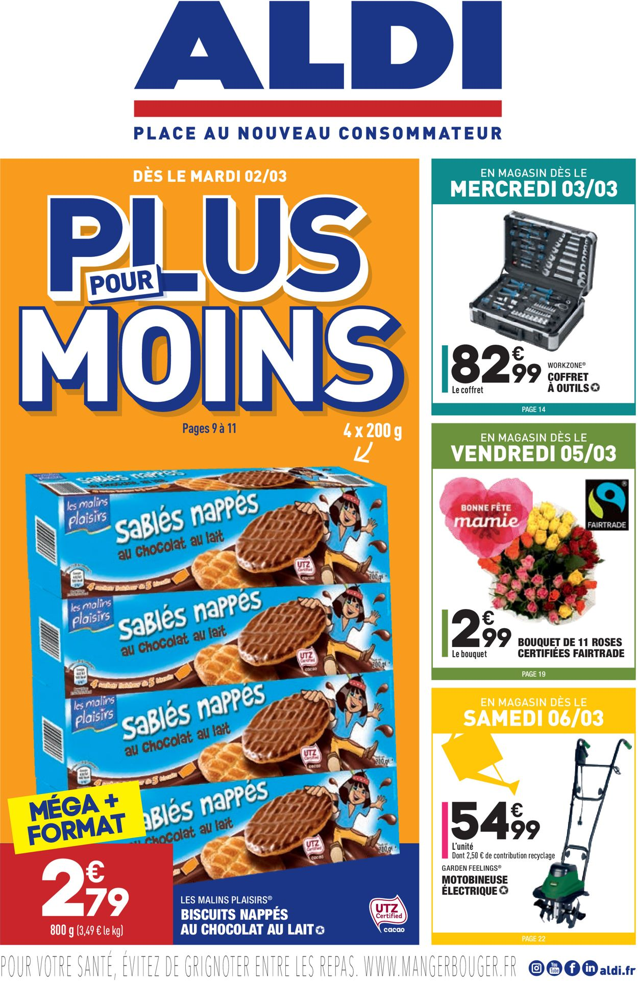 Aldi Catalogue - 02.03-08.03.2021