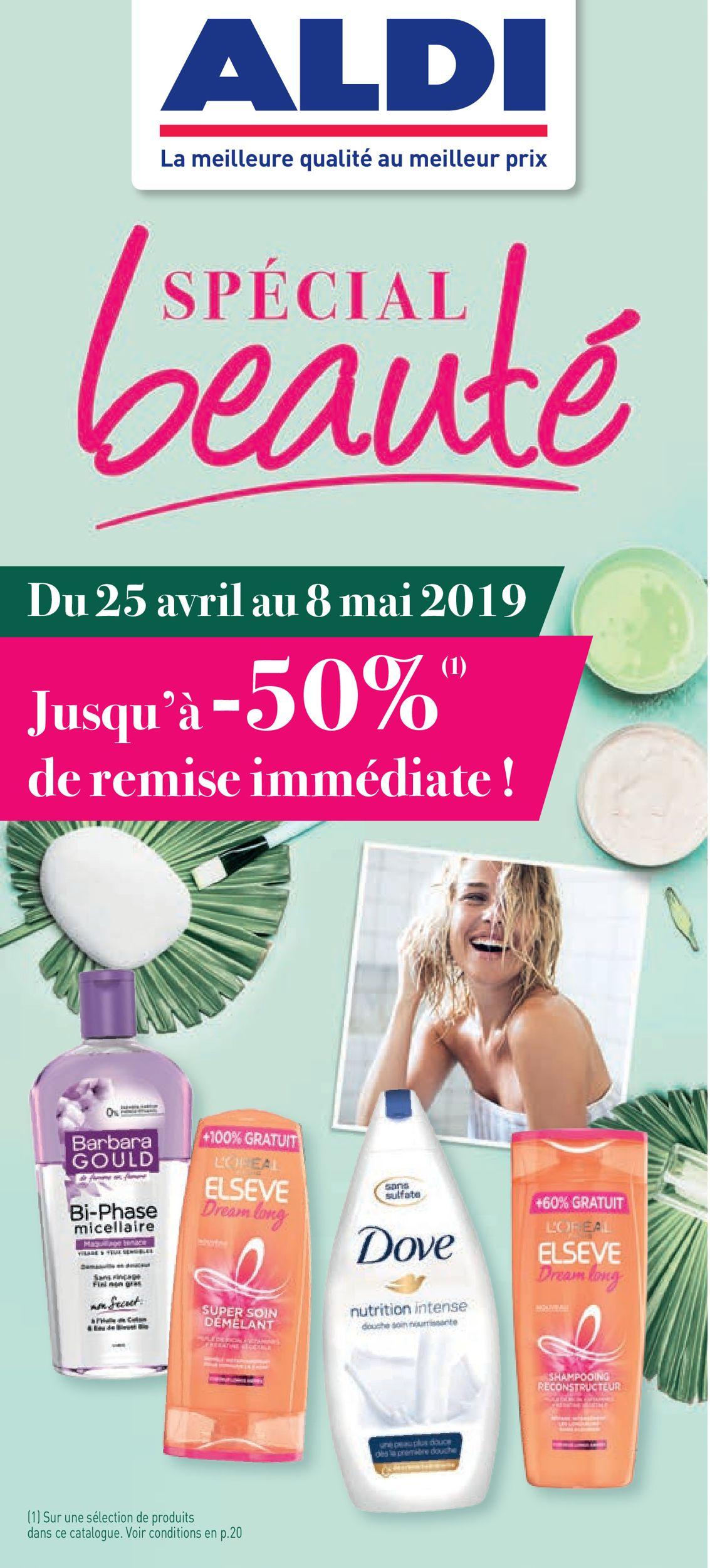 Aldi Catalogue - 22.04-08.05.2019