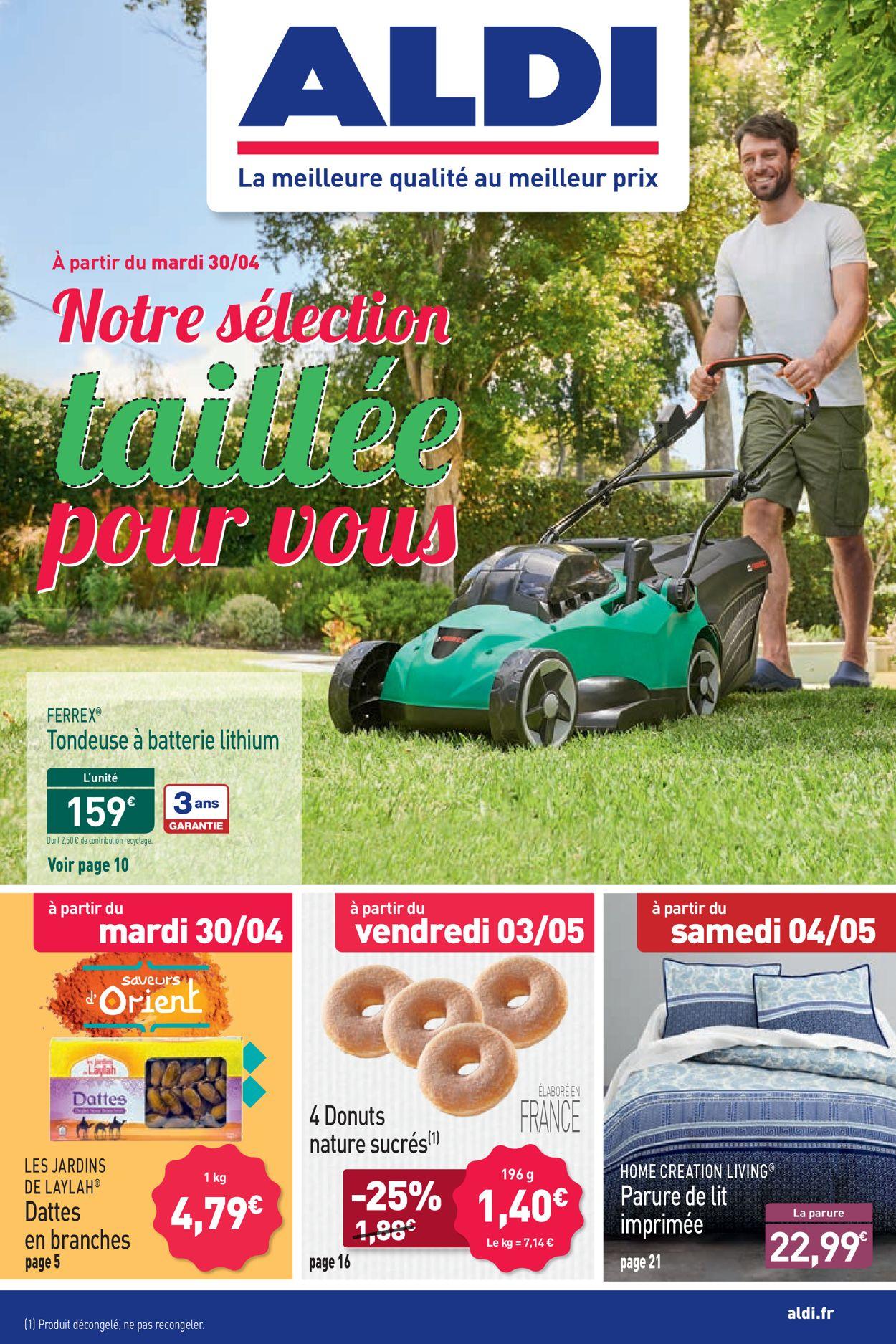 Aldi Catalogue - 29.04-05.05.2019