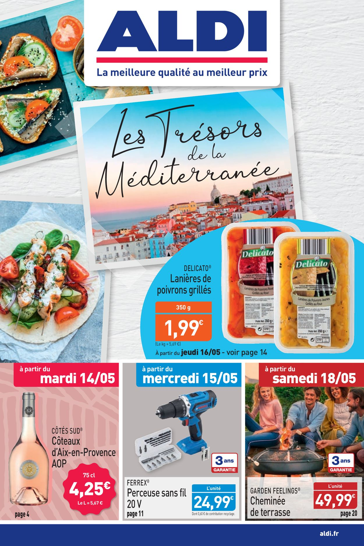 Aldi Catalogue - 13.05-19.05.2019