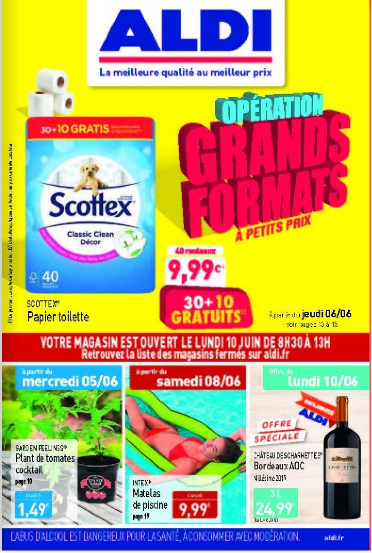 Aldi Catalogue - 05.06-11.06.2019