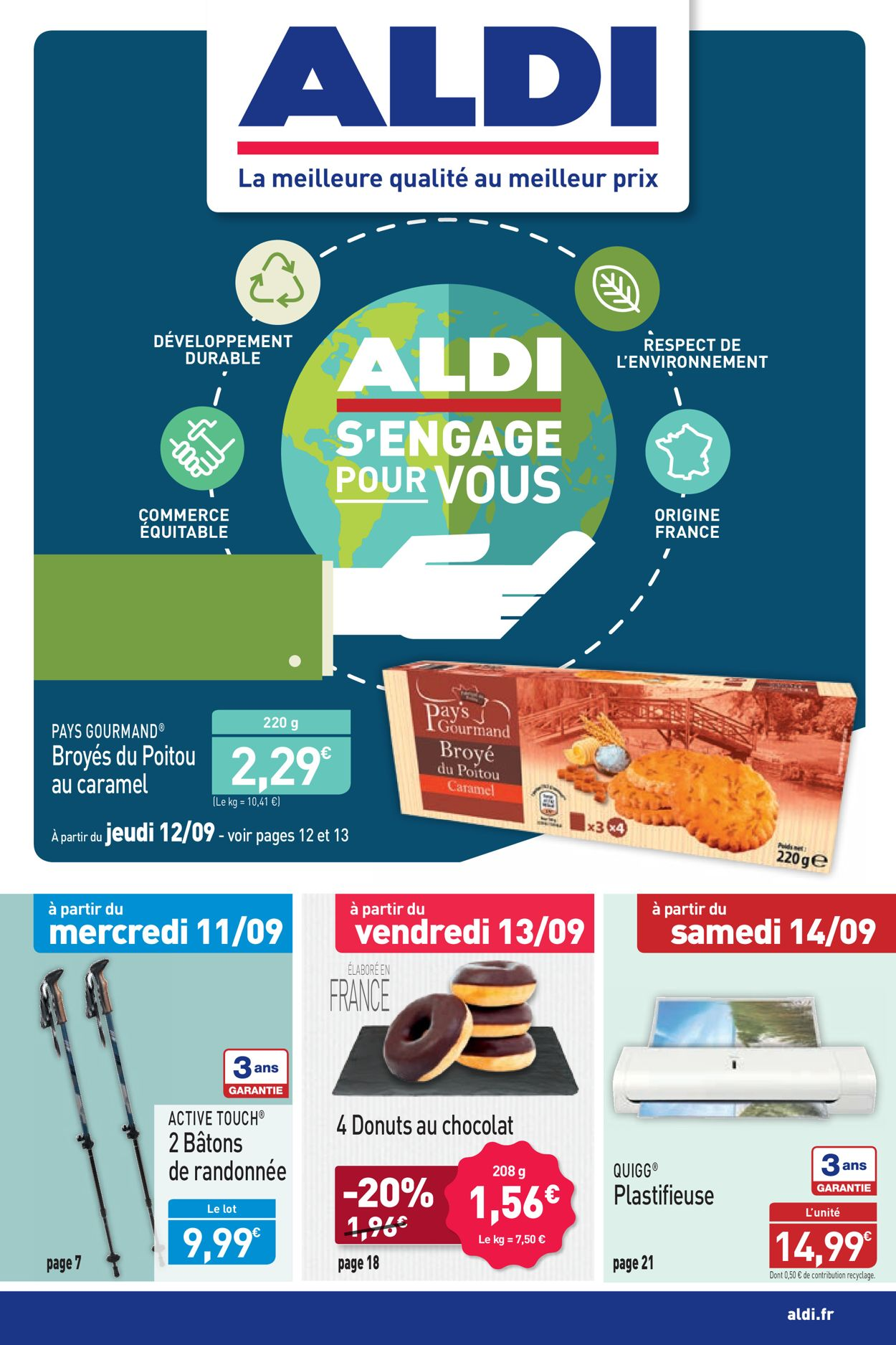 Aldi Catalogue - 09.09-15.09.2019