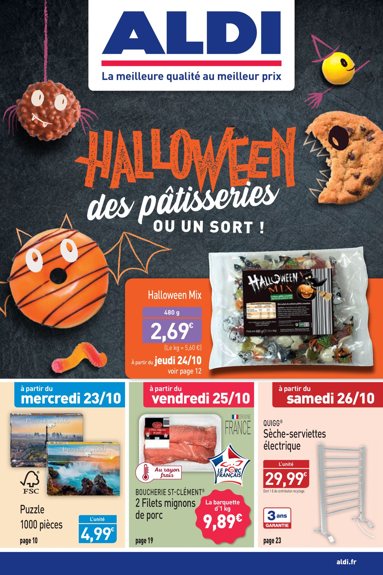 Aldi Catalogue - 22.10-28.10.2019