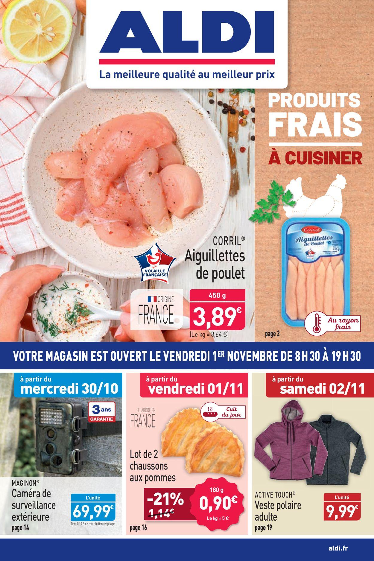 Aldi Catalogue - 28.10-04.11.2019