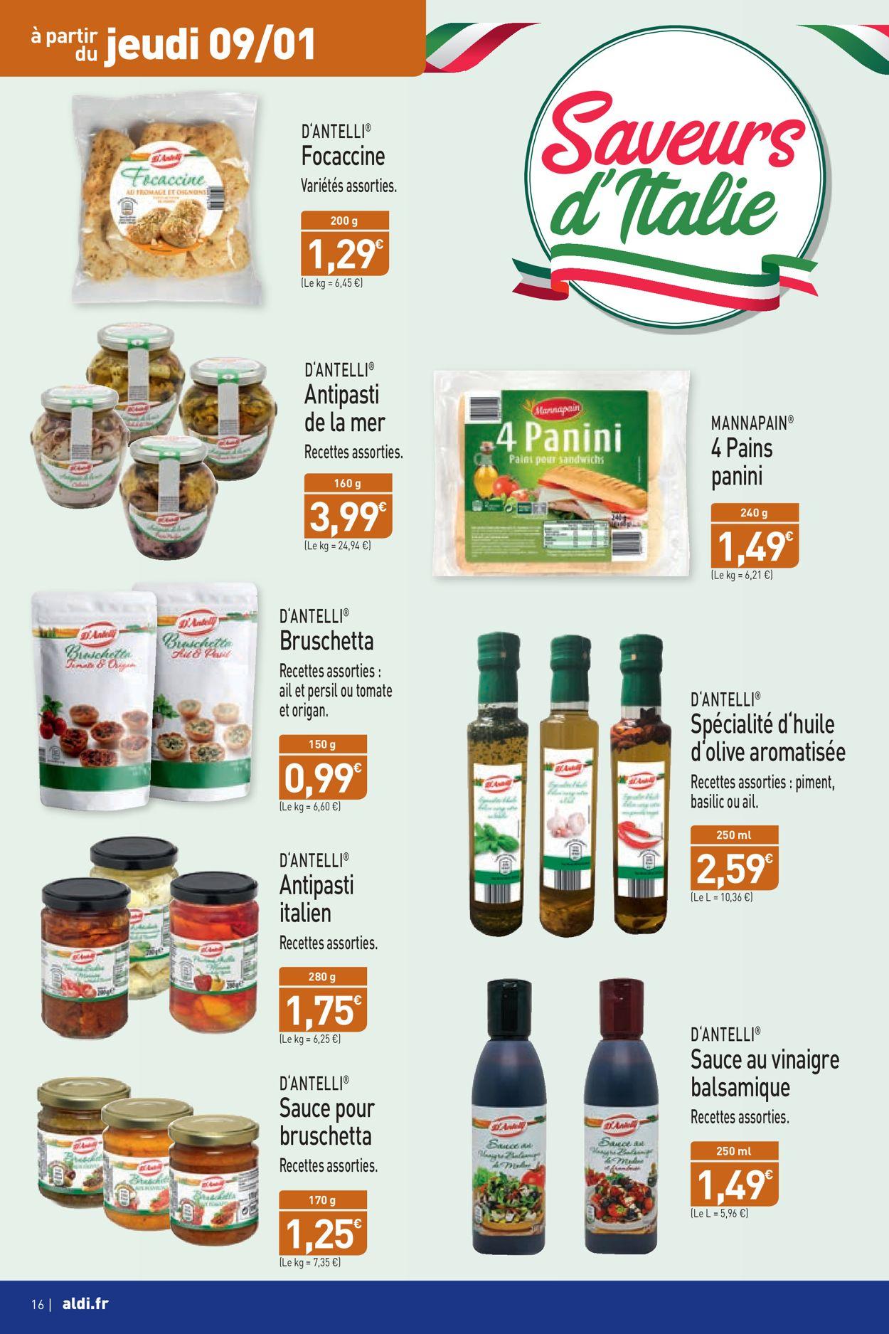 Aldi Catalogue - 06.01-13.01.2020 (Page 16)